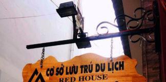 Red House - Ngôi nhà Đỏ ở Đà Lạt