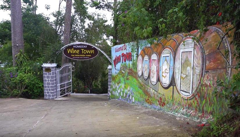 Wine Town Homestay Dalat