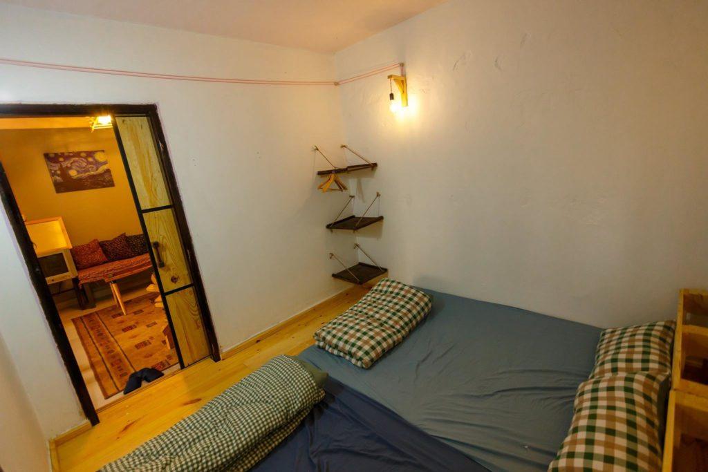 Phòng dorm 4 người Túc homestay