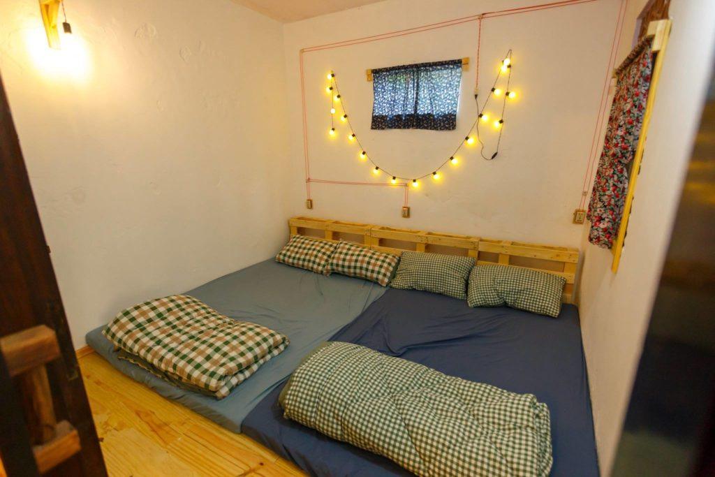 Phòng dorm dành cho nhóm 4 người