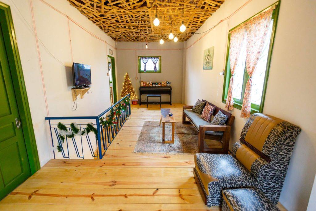 Phòng khách nhỏ, yên tịnh Túc homestay