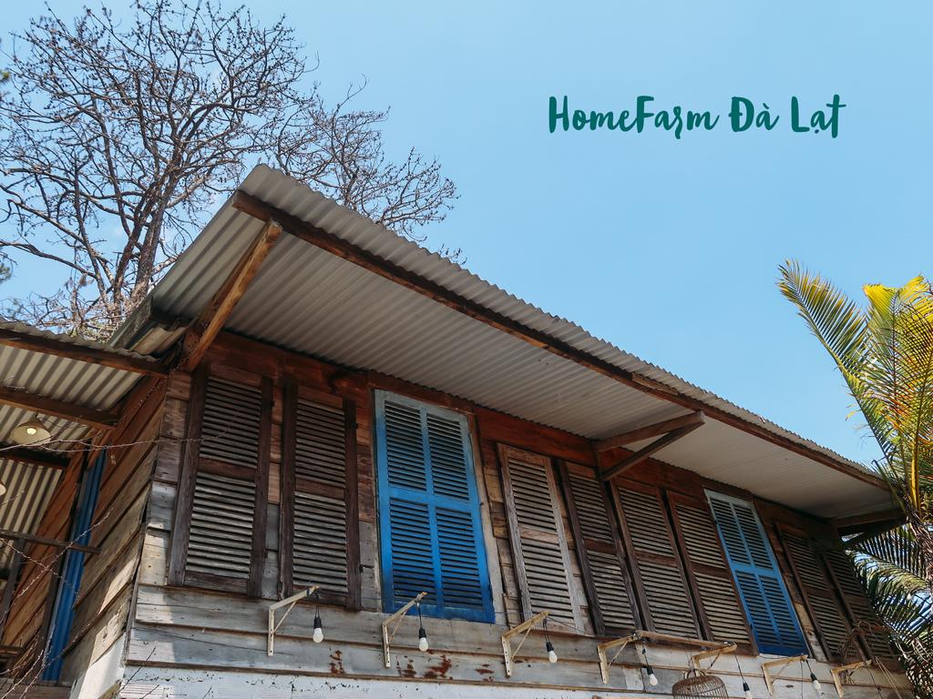HomeFarm homestay