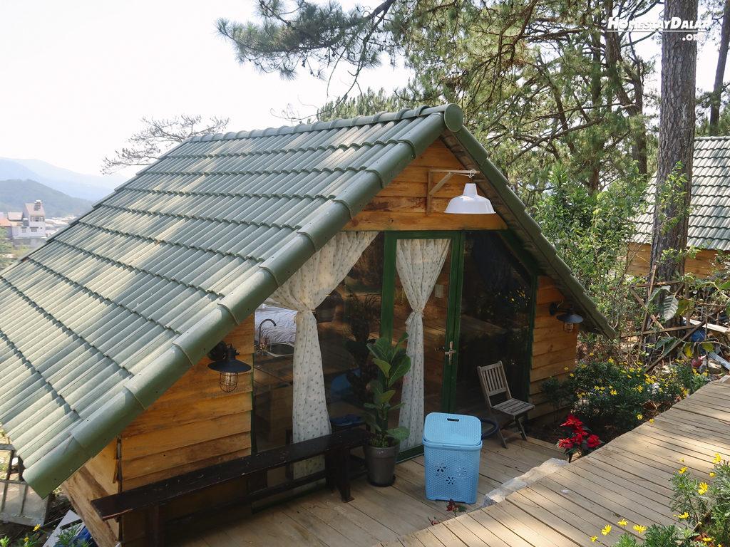 Một căn Bungalow ở HomeFarm homestay