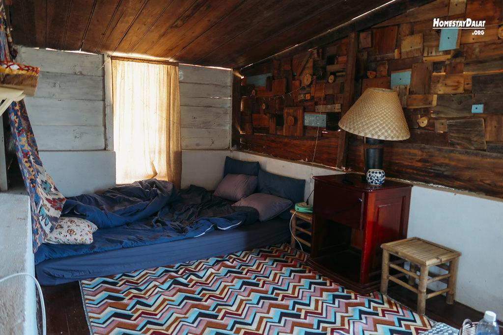 Phòng đơn HomeFarm homestay Đà Lạt