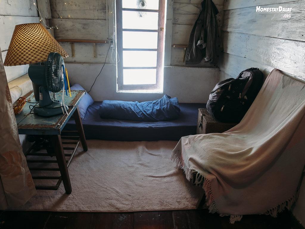 Phòng dorm homestay HomeFarm Đà Lạt