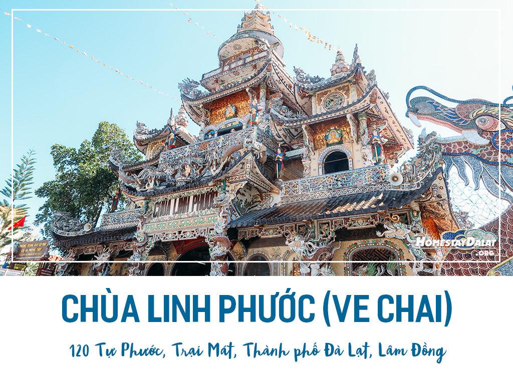 Giới thiệu chùa Linh Phước (Ve Chai) Đà Lạt