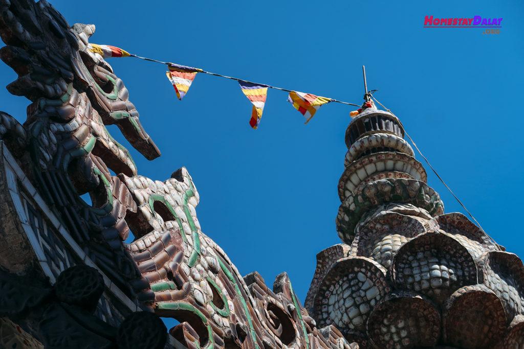 Kiến trúc của chùa Linh Phước