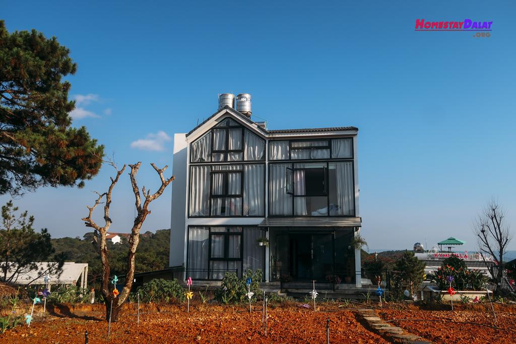 Một căn hộ trong khu homestay The Kupid