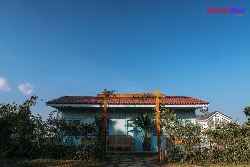 Nhà gỗ homestay The Kupid Đà Lạt