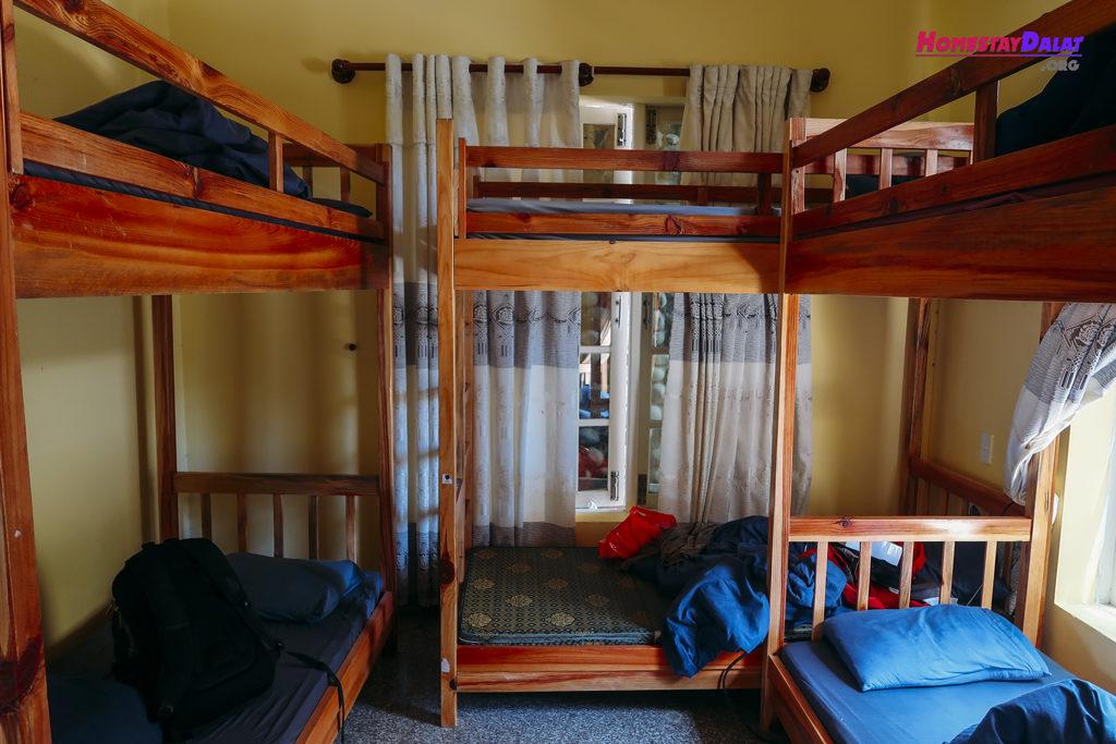 Phòng dorm Moonraise Garden Đà Lạt
