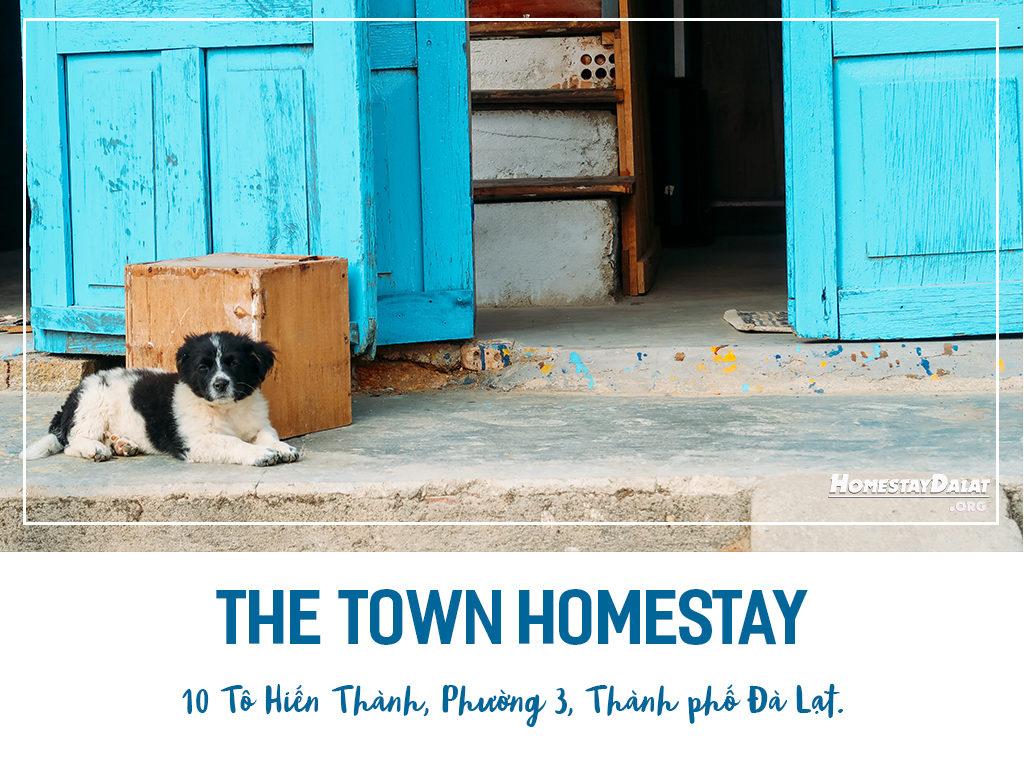 Thông tin The Town homestay Đà Lạt