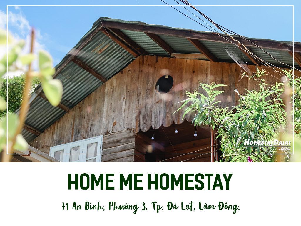 Giới thiệu Home Me homestay Đà Lạt