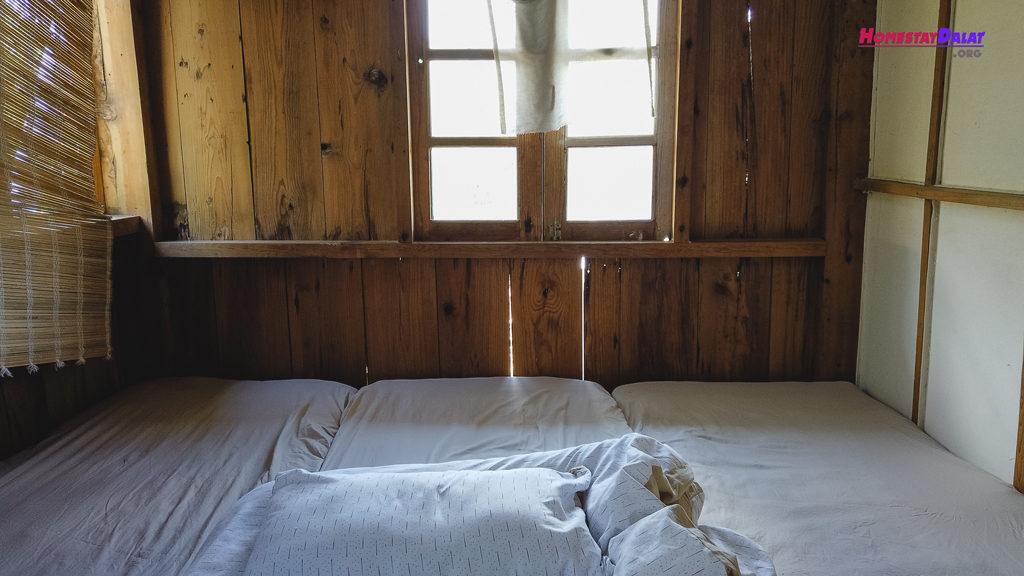 Phòng dorm ở Home Me homestay Đà Lạt