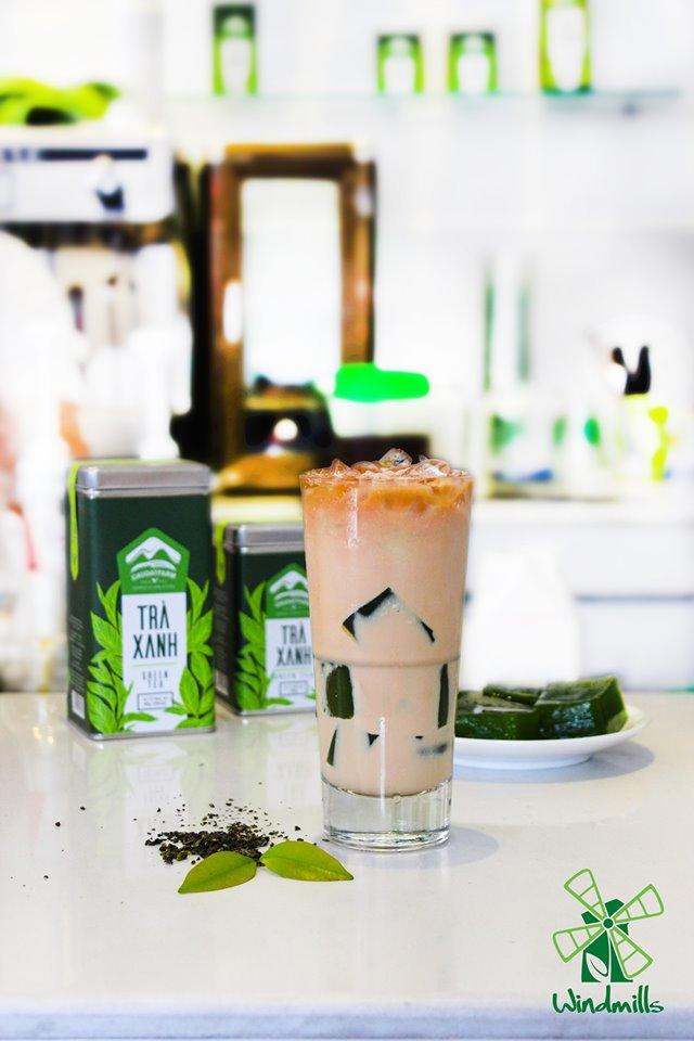 Thức uống Black Tea của quán cafe Windmills