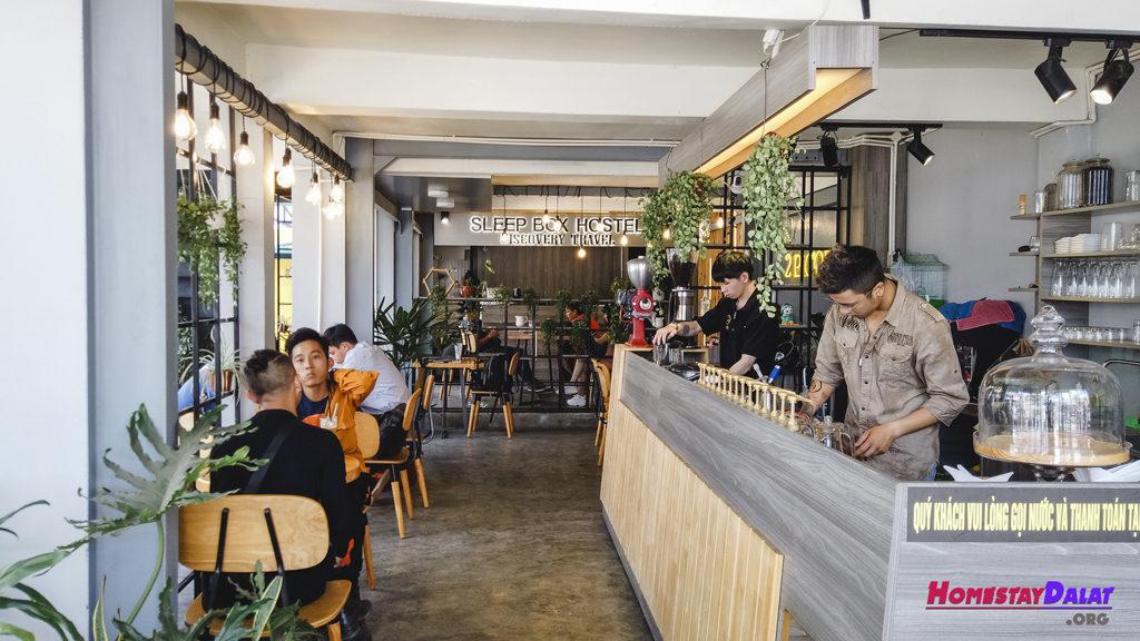 Cafe 2P Đà Lạt