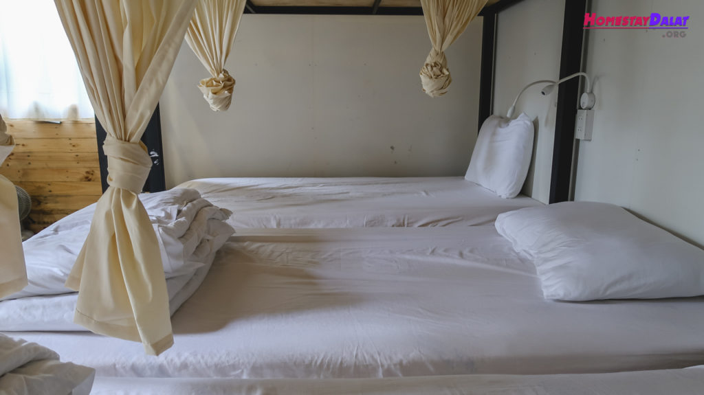 Giường dorm Teepee