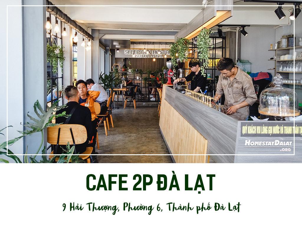 Giới thiệu cafe 2P