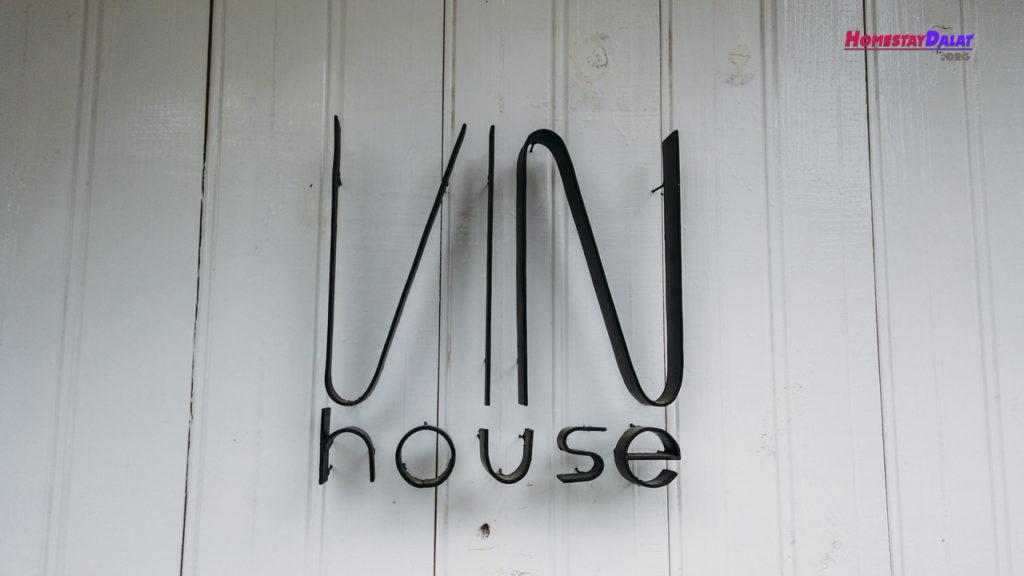 Logo Vin House