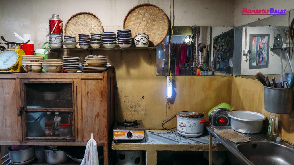 Phòng bếp Nhà Của Bảo