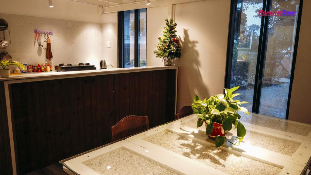 Phòng bếp Vin House Đà Lạt