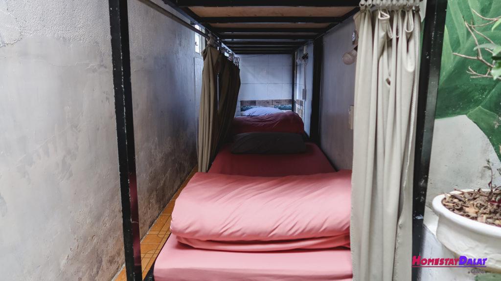 Phòng dorm bên trong Nhà Của Bảo
