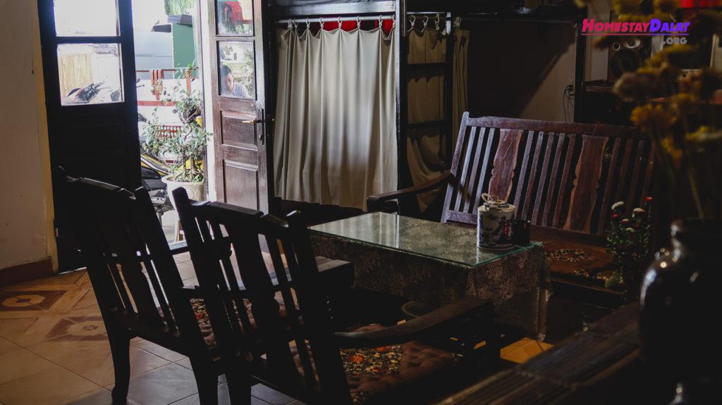 Phòng khách Nhà Của Bảo homestay