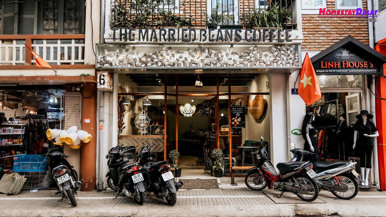 The Married Beans Coffee Đà Lạt | Cà Phê Concept Workspace độc đáo
