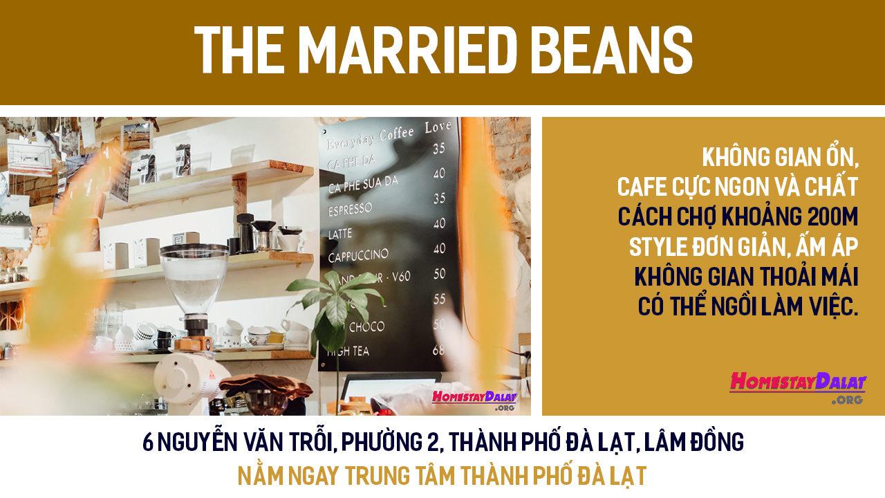 Giới thiệu The Married Beans Coffee Đà Lạt