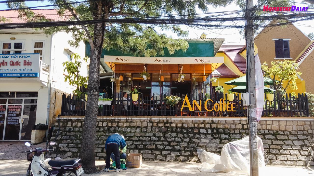 An Coffee Hoàng Diệu | Nhỏ Nhắn | Nhẹ Nhàng | Yên Tĩnh