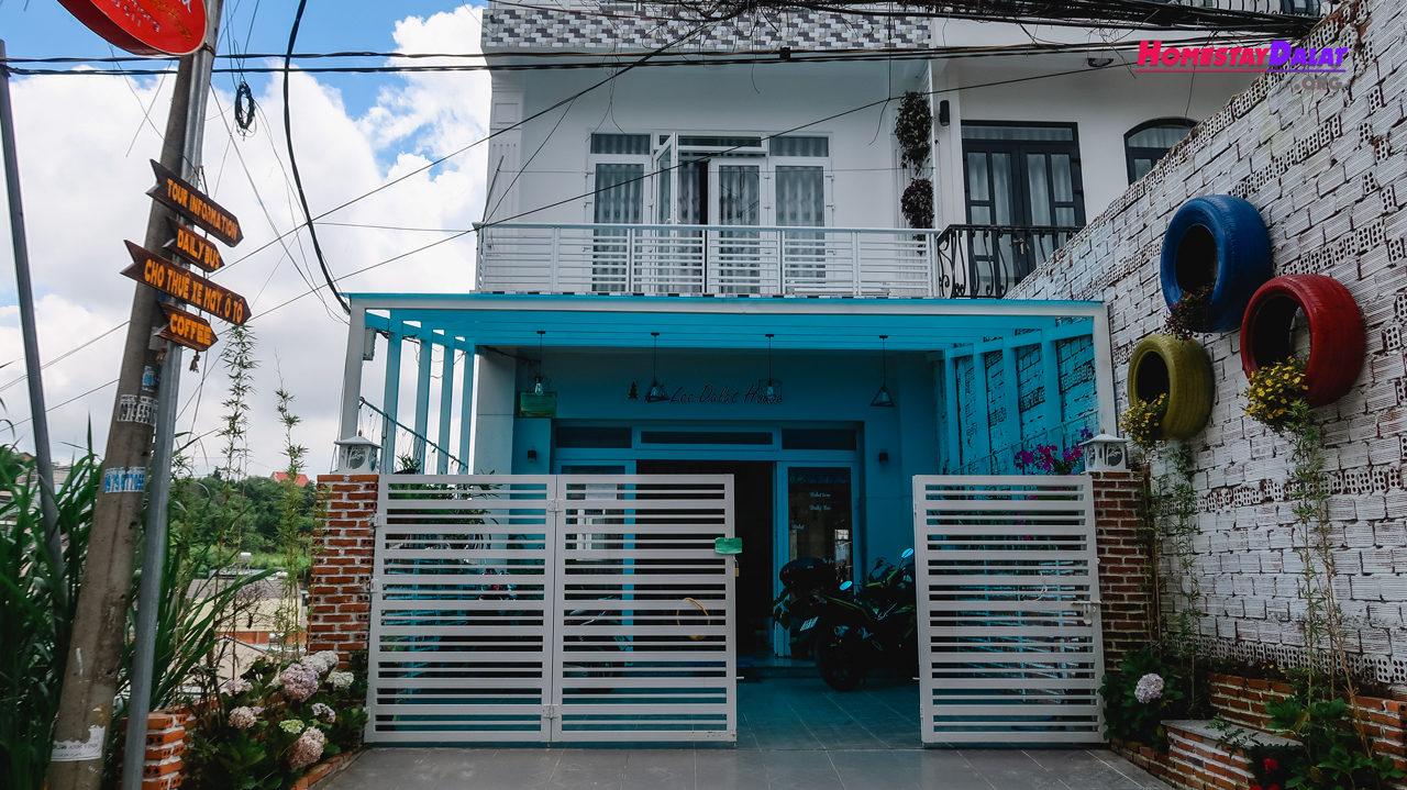 MrLee Dalat House còn nhiều dịch vụ khác như cafe, tour, cho thuê xe